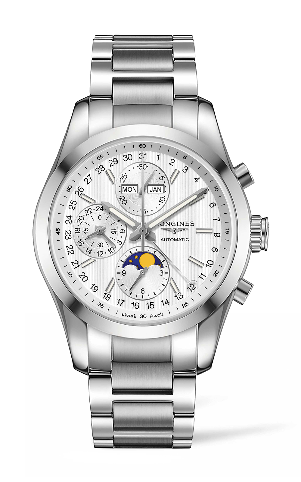 Longines Watch L2.798.4.72.6 product image