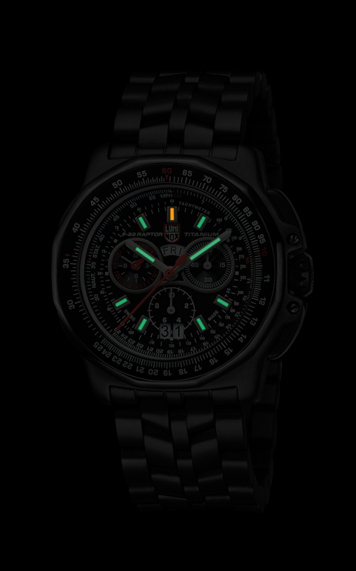 Luminox F-22 Raptor 9272 3