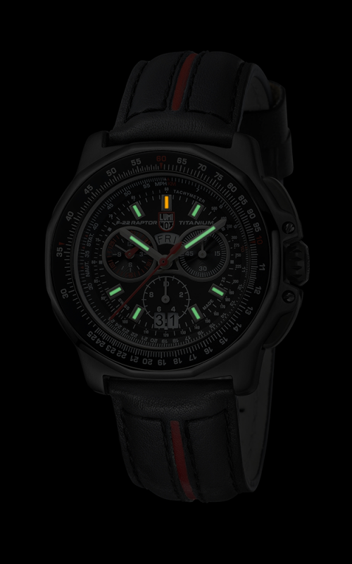 Luminox F-22 Raptor 9278 3