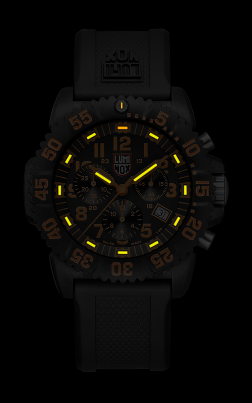 Luminox Navy SEAL Colormark 3089 3