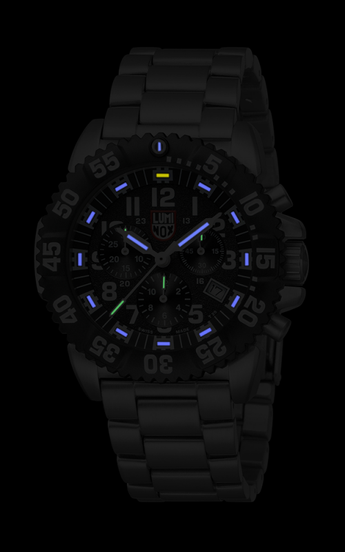 Luminox Navy SEAL Colormark 3182 3