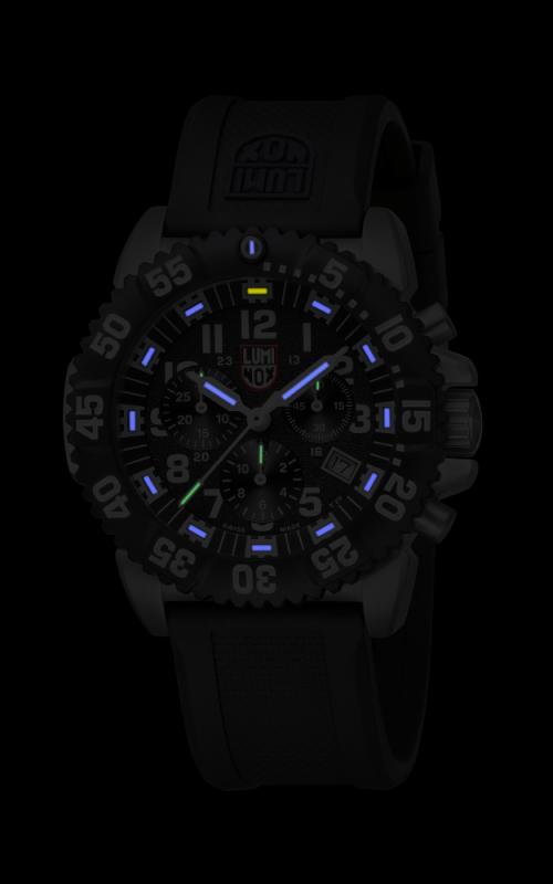 Luminox Navy SEAL Colormark 3181 3