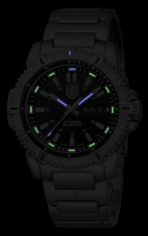 Luminox Modern Mariner A.6502 3