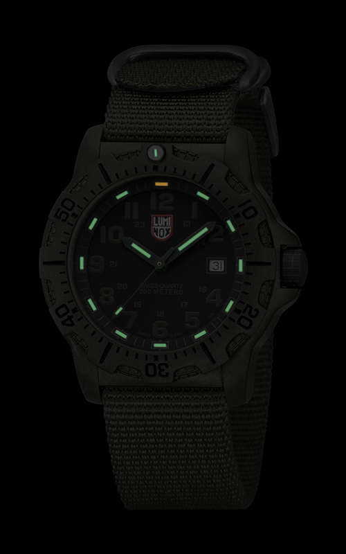 Luminox Black Ops 8817.GO 3