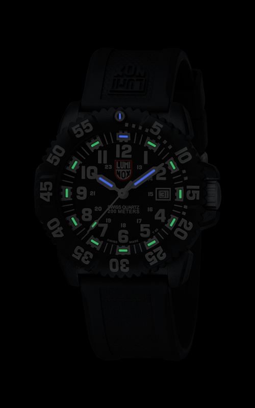 Luminox Navy SEAL Colormark 3051 3
