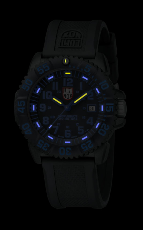 Luminox Navy SEAL Colormark 3054 3