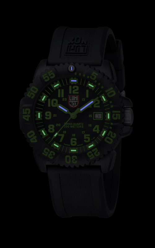 Luminox Navy SEAL Colormark 3067 3