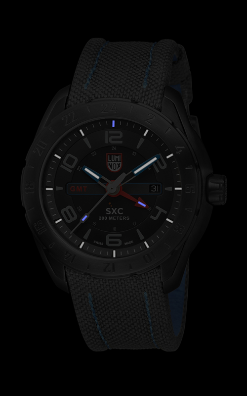 Luminox SXC Steel 5121.GN 3