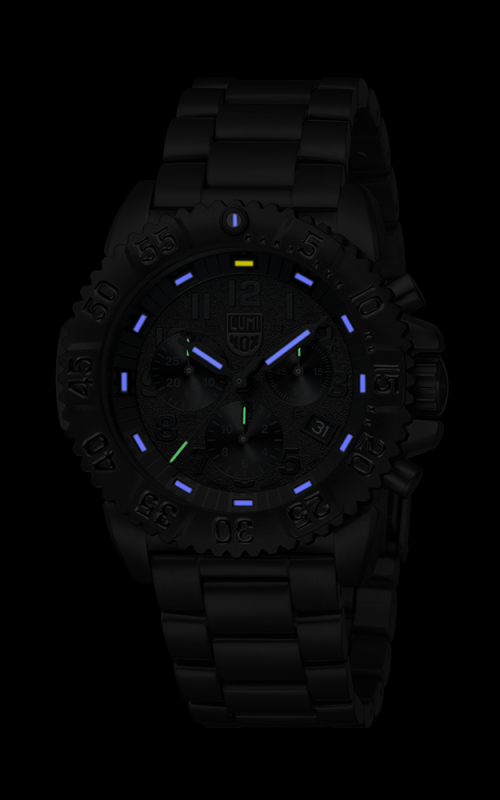Luminox Navy SEAL Colormark 3182.BO 3
