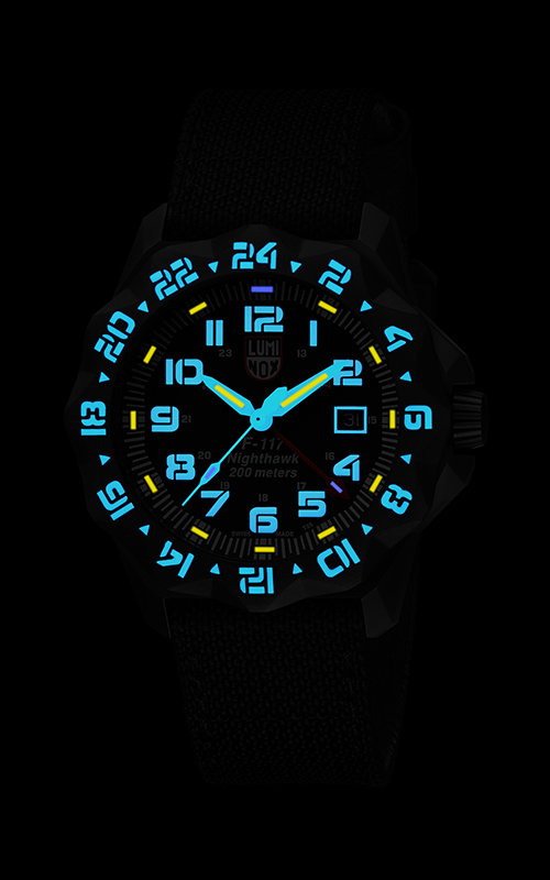 Luminox F-117 Nighthawk 6421 3