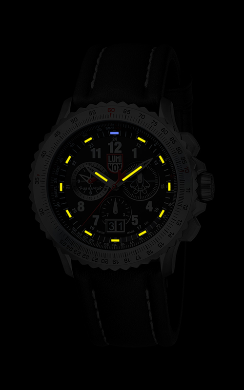 Luminox F-22 Raptor 9241 3