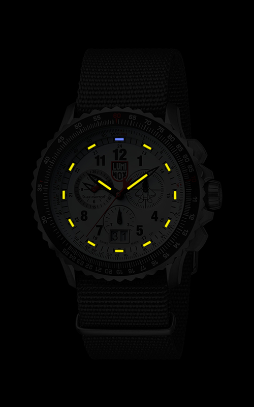 Luminox F-22 Raptor 9249 3