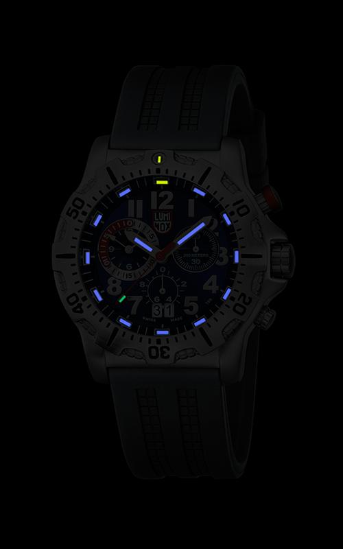 Luminox Dive Chronograph 8153.RP 3