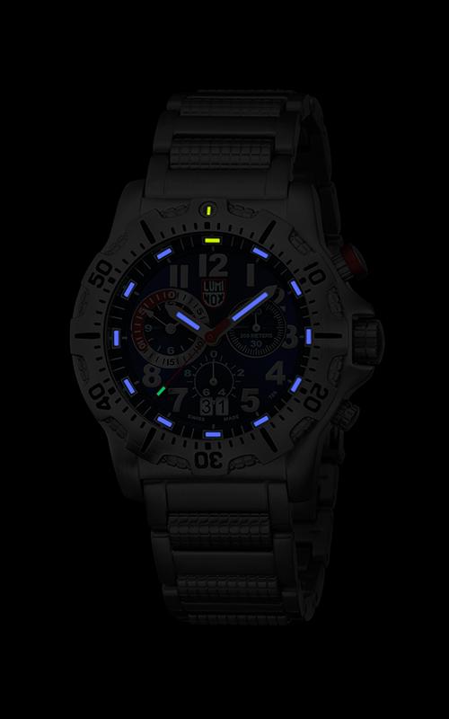 Luminox Dive Chronograph 8154.RP 3