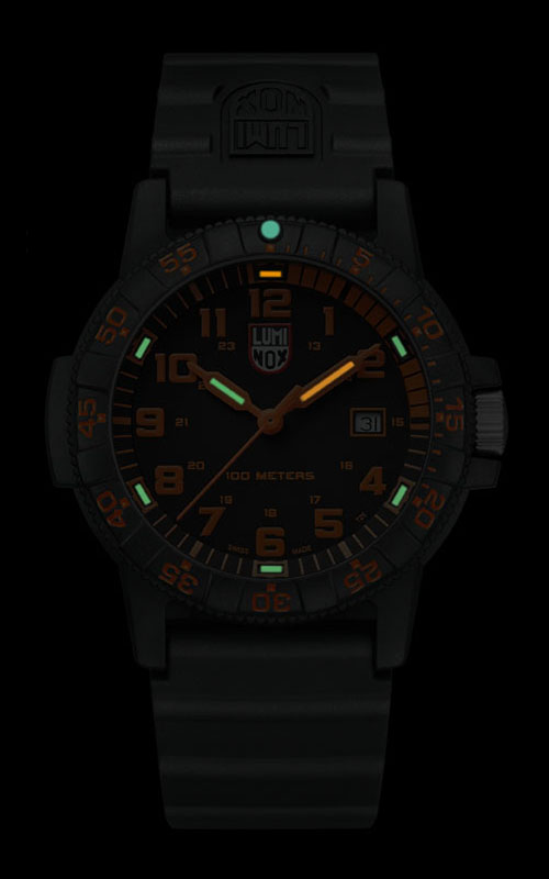 Luminox Leatherback Sea Turtle Giant 0320 Series 0329 3