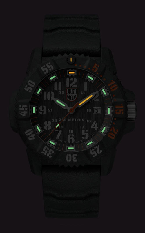 Luminox Master Carbon Seal 3800 Series 3801.C.SET 3
