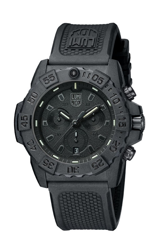 Luminox Navy Seal Chronograph 3581.BO 2