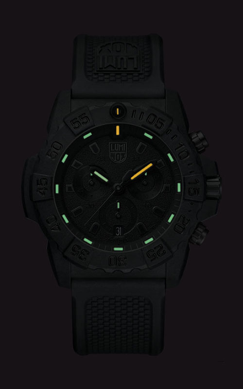 Luminox Navy Seal Chronograph 3581.BO 3