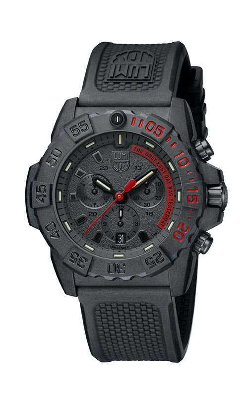 Luminox Navy Seal Chronograph 3580 Series 3581.EY 2