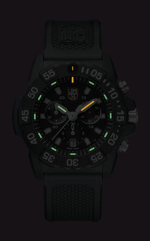 Luminox Navy Seal Chronograph 3580 Series 3581 3
