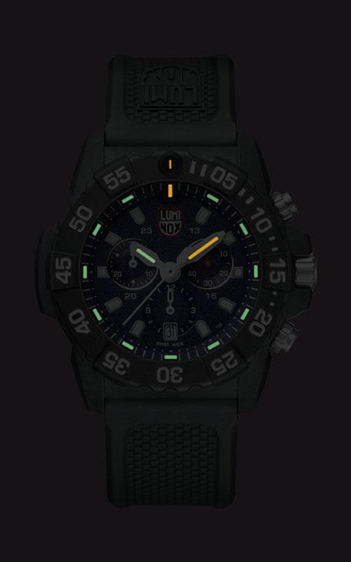Luminox Navy Seal Chronograph 3580 Series 3583 3
