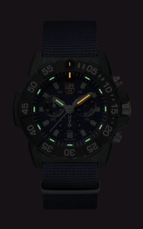 Luminox Navy Seal Chronograph 3580 Series 3583.ND 3