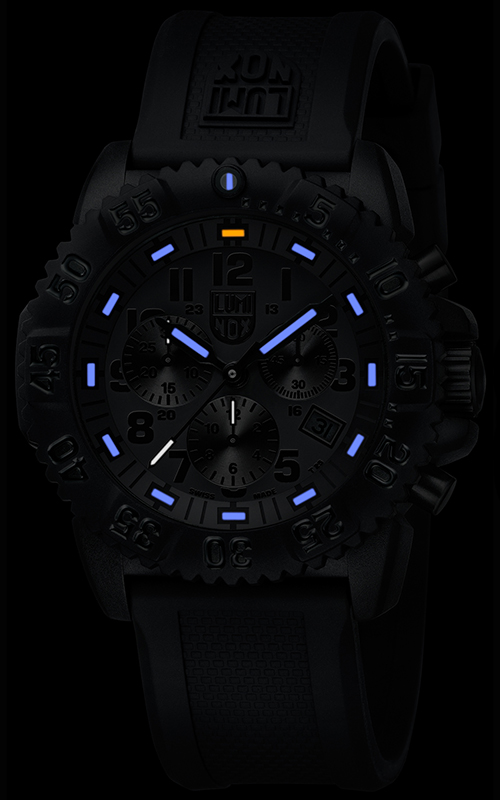 Luminox Navy SEAL Colormark 3081.BO 3