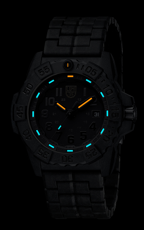 Luminox Navy Seal Colormark 3502.BO 3