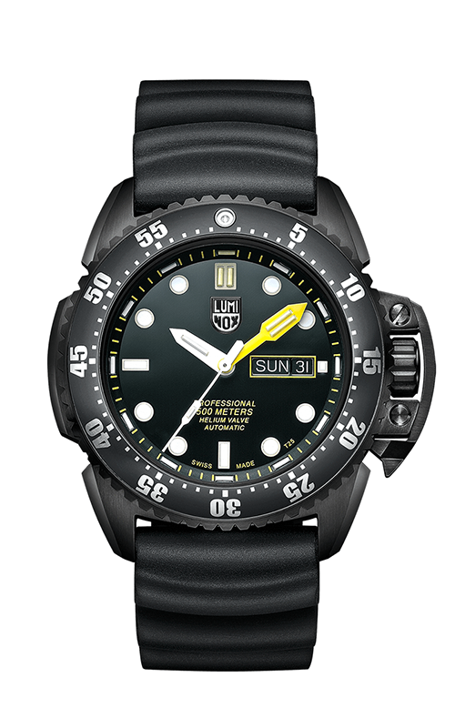 Luminox Deep Dive - Scott Cassell 1521 1