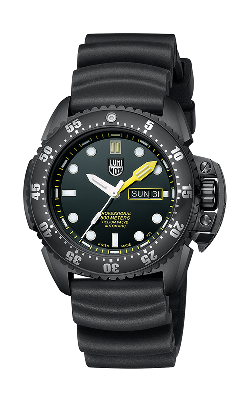 Luminox Deep Dive - Scott Cassell 1521 2