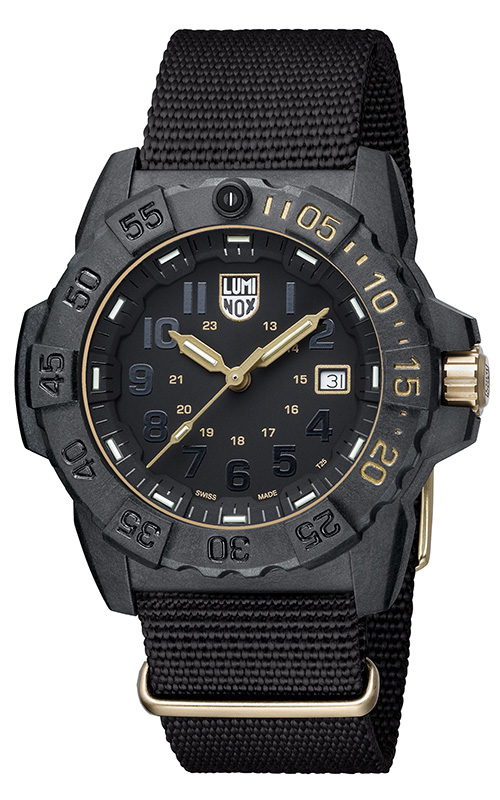 Luminox 3500 Trident Series XS.3501.GOLD.SET 2