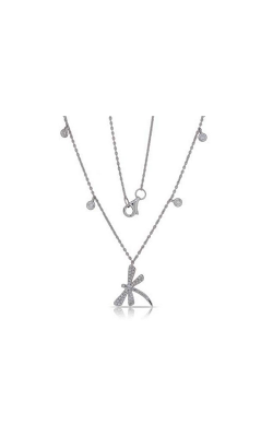 Luvente Necklaces N01453-RD product image