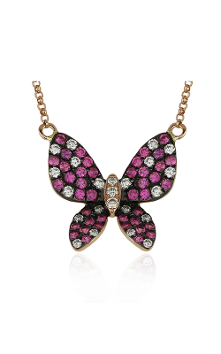 Madison L Butterfly Necklace DN5062 product image