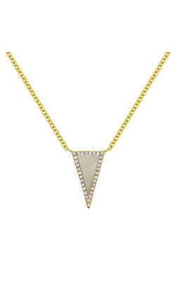Madison L Stiletto Necklace DN5069 product image