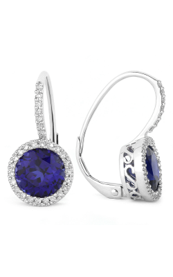 Madison L Essential Earring E1059BCW product image