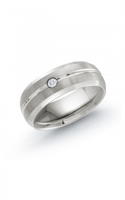 Malo Bands Tungsten Wedding band TG-011D product image