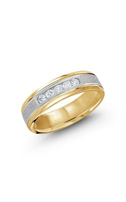 Malo Bands Diamond Bands Wedding band JMD-470-6YW25 product image