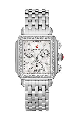 Signature Deco Diamond, Diamond Dial Watch