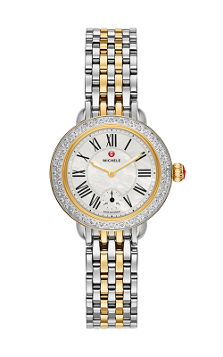 Serein 12 Diamond Two Tone Watch product image