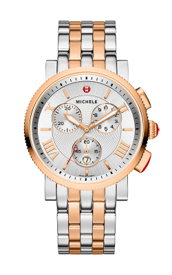 Sport Sail Large Two Tone Rose Gold Watch product image