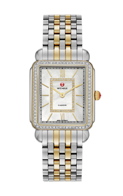 Michele Deco II Diamond Two-Tone, Diamond Dial Watch product image