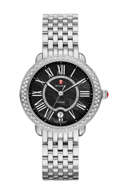 Serein 16 Diamond, Black Diamond Dial Watch product image