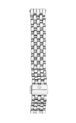 Michele 16mm Urban Mini 5-Link Stainless Steel Bracelet