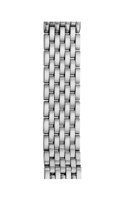 Michele 18mm Serein 7-Link Stainless Steel Bracelet MS18EV235009