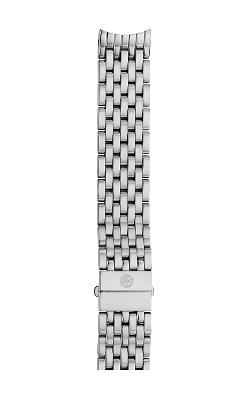 Michele 16mm Serein Mid 7-Link Stainless Steel Bracelet MS16DH235009