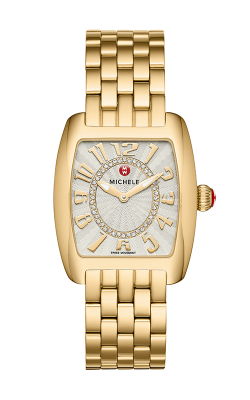 Michele Urban Mini Gold, Diamond Dial Watch MW02A00A9991_MS16AR246710