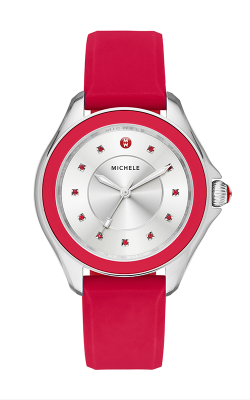 Michele Cape Red, Topaz Dial Watch product image