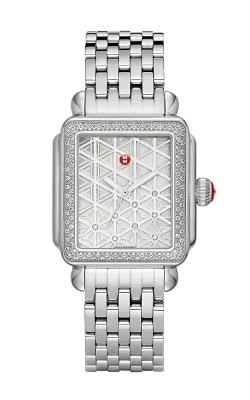 Michele Deco Diamond, Layered Diamond Dial