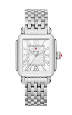 Michele Deco Madison , Diamond Dial Watch