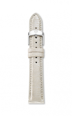 Michele 16mm Metallic Pearl Leather MS16AA430114